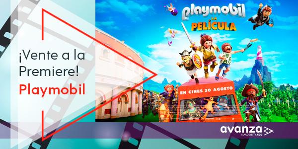 Venete a la Premiere de Playmobil, la película