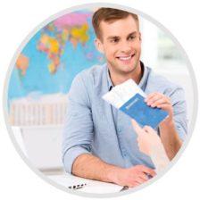 canal de compra agencias de viajes