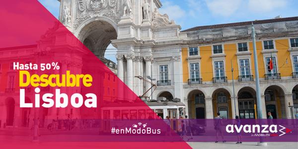 Viaja a Lisboa en Expres Multimedia