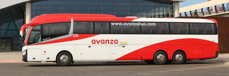 Autobús Avanza