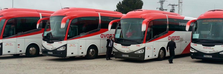 autobuses Avanza