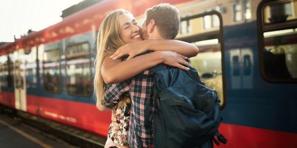 Viaje en tren más bus con Avanza y Renfe