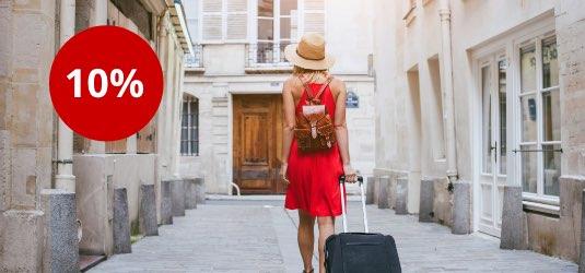 Viaja a Salamanca con un 10% de descuento