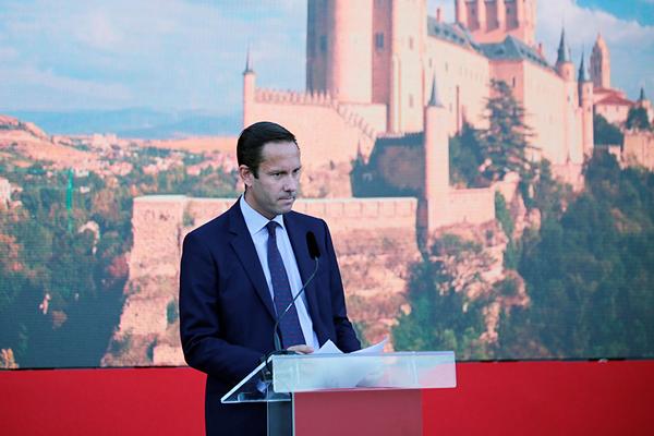 Valentín Alonso- Director General de Avanza