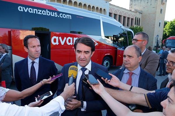 D. Juan Carlos Suárez - Consejero de Fomento