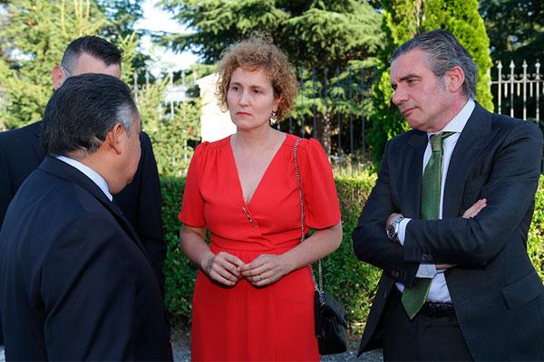 D.ª Lirio Martín - Subdelegada del Gobierno en Segovia