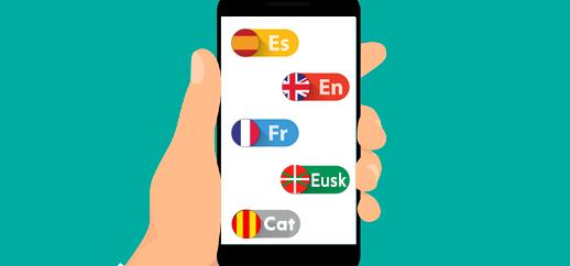Compra tus billetes en e idioma que prefieras
