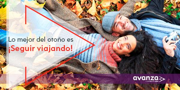 Sigue viajando en otoño con Avanza