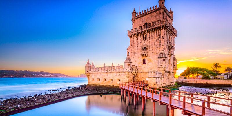 Lisboa al 50% de descuento